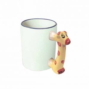 Animal Handle Mugs