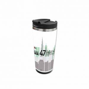 Custom Travel Coffee Mug