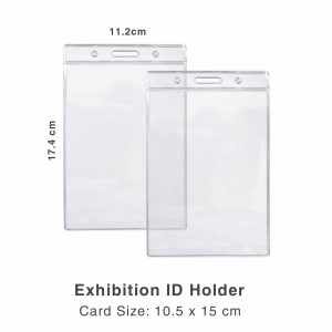 Exhibition ID Holder